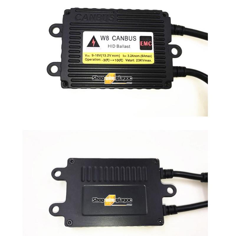 Chấn Lưu Đơn (Ballast) Đèn Xenon 35W/55W/55W Có Bộ Giải Mã