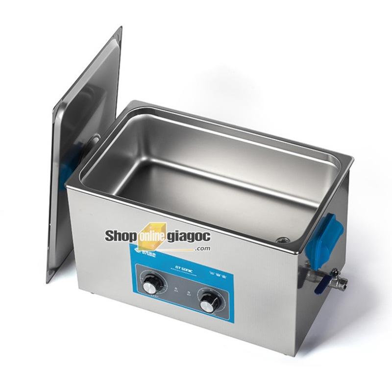 Bể Rửa Siêu Âm GT SONIC VGT2120QT 20 Lít