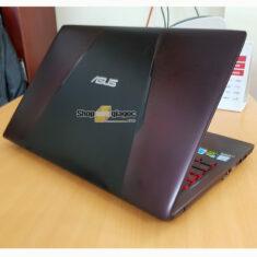 Asus FX553VD i5 7300H/8GB/128GB+1TB/GTX 1050 4GB/15.6'' FHD