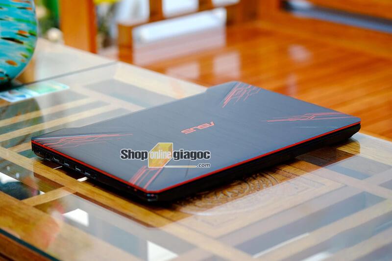 Asus Tuf FX504GE i7 8750H/8GB/128GB+1TB/GTX 1050Ti 4GB