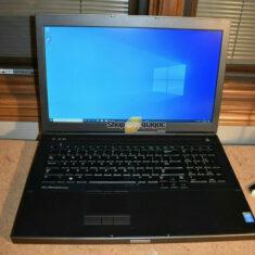 Dell M6800 Core i7 4910MQ/32GB/256GB +1TB/nVidia K4100m/17.3″ FHD