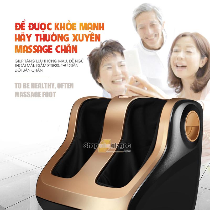 Máy Massage Chân Thông Minh L602R