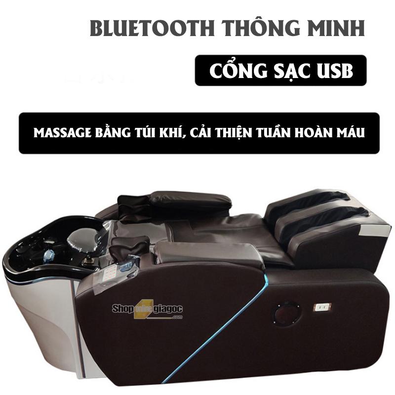 Ghế Massage Gội Đầu 3D Tích Hợp Loa 3 in 1 – Y806