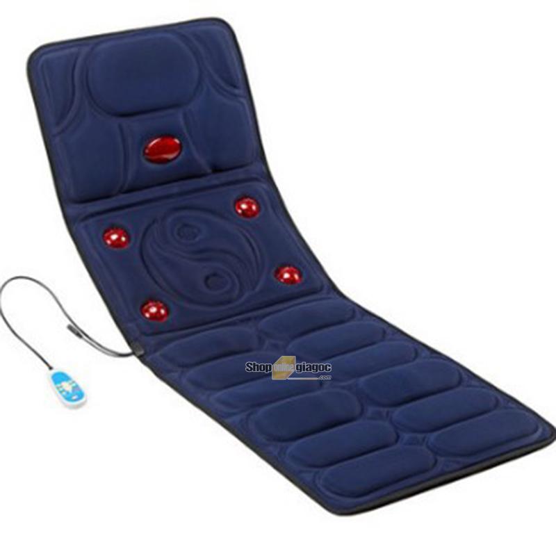 Đệm Massage Toàn Thân Gấp Gọn YJK536A