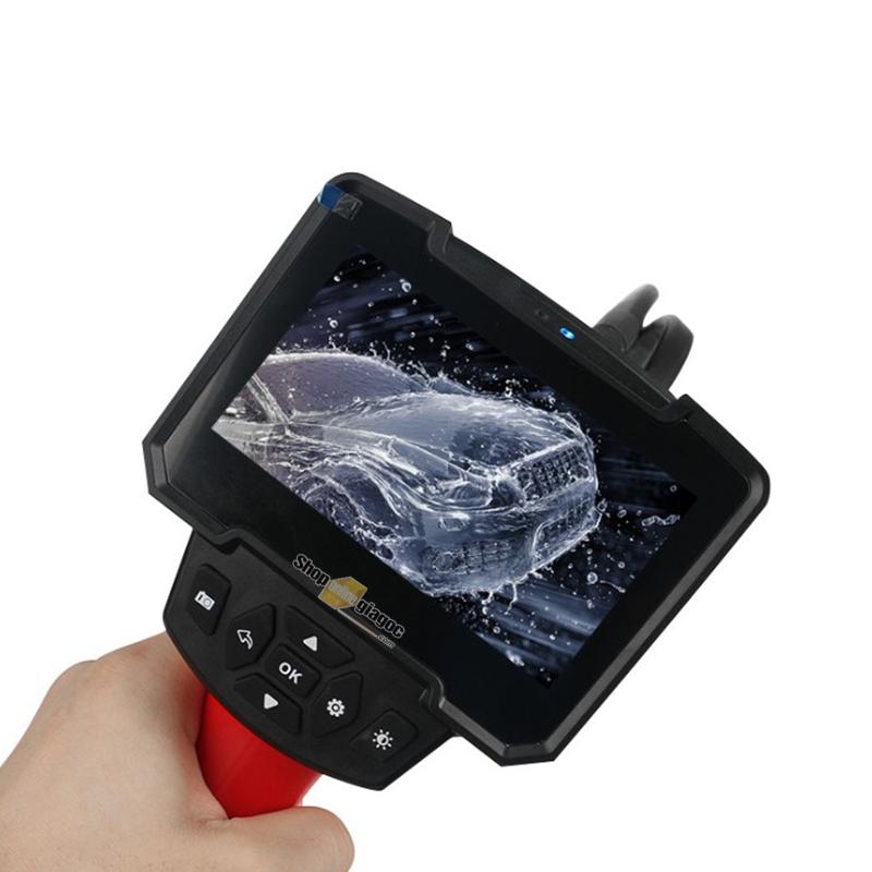 Camera Nội Soi Làm Sạch Điều Hòa Ô Tô