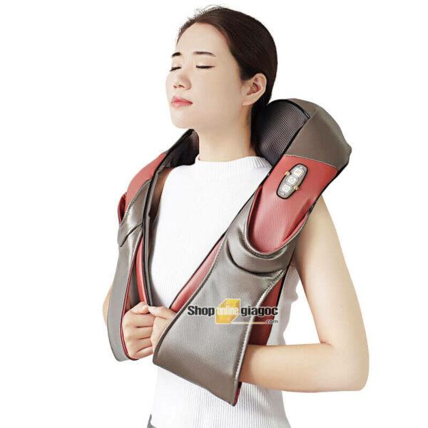 Đai Massage Cổ Vai Gáy Đa Năng D820