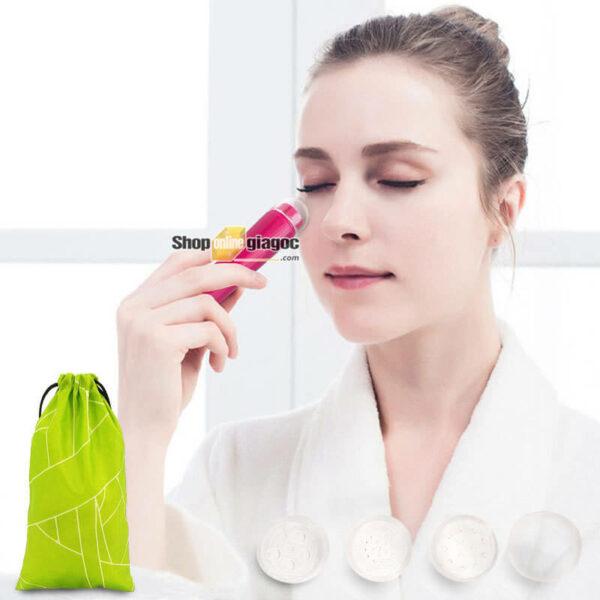 Bút Massage Mắt Điện Di Cầm Tay B502