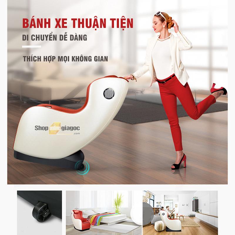 Ghế Massage Thông Minh Có Loa Bluetooth YJKC8
