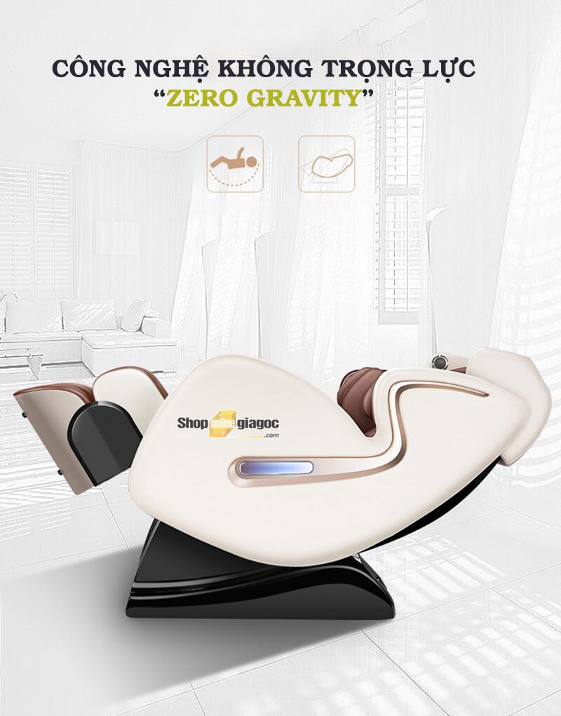 Ghế Massage 3D Toàn Thân Không Trọng Lực Cao Cấp PM-K8