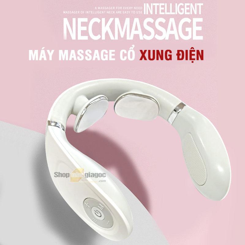 Máy Massage Cổ Xung Điện Thông Minh T516